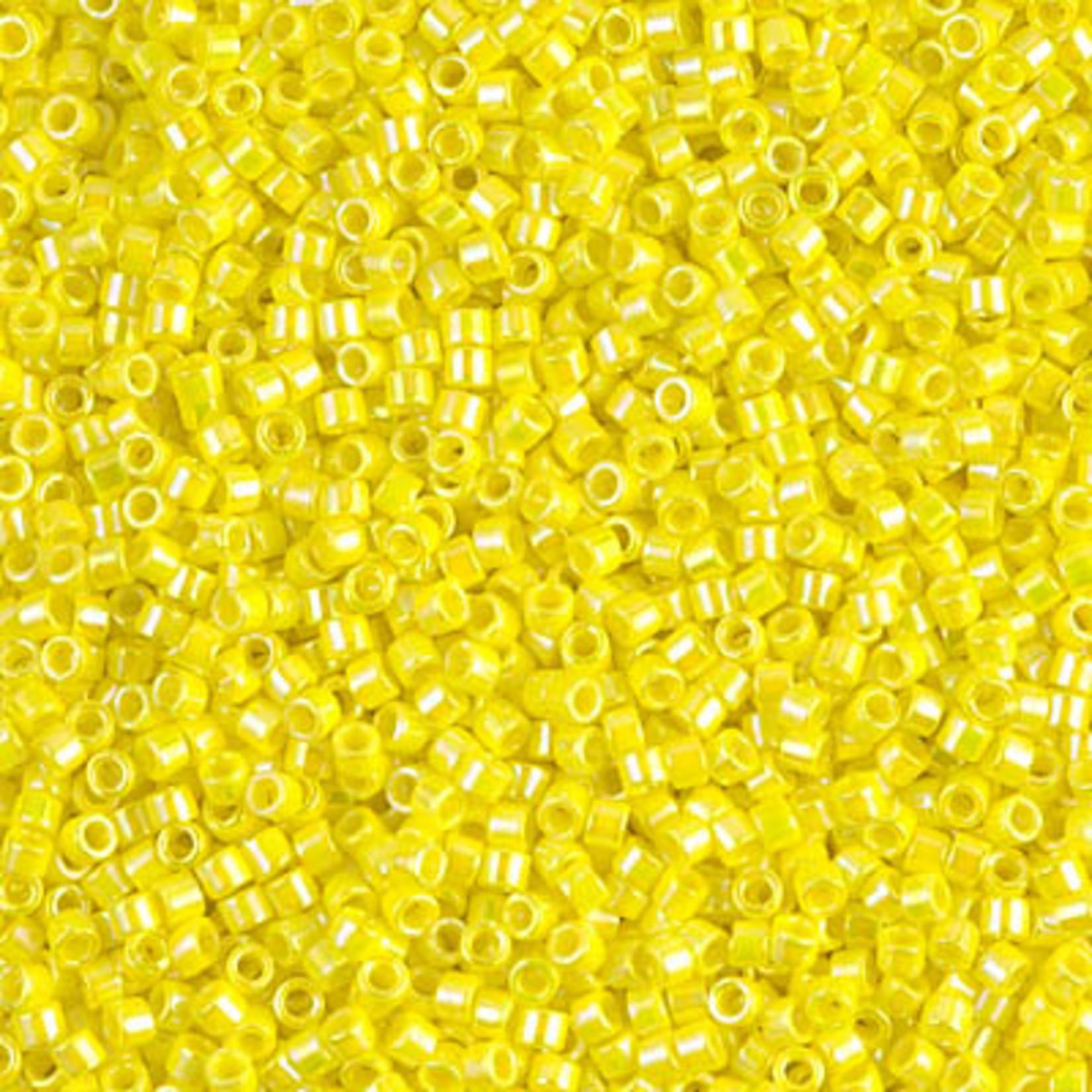 Miyuki 7.2 GM DB0160 11/0 Delica: Yellow O/R (APX 1400 PCS)