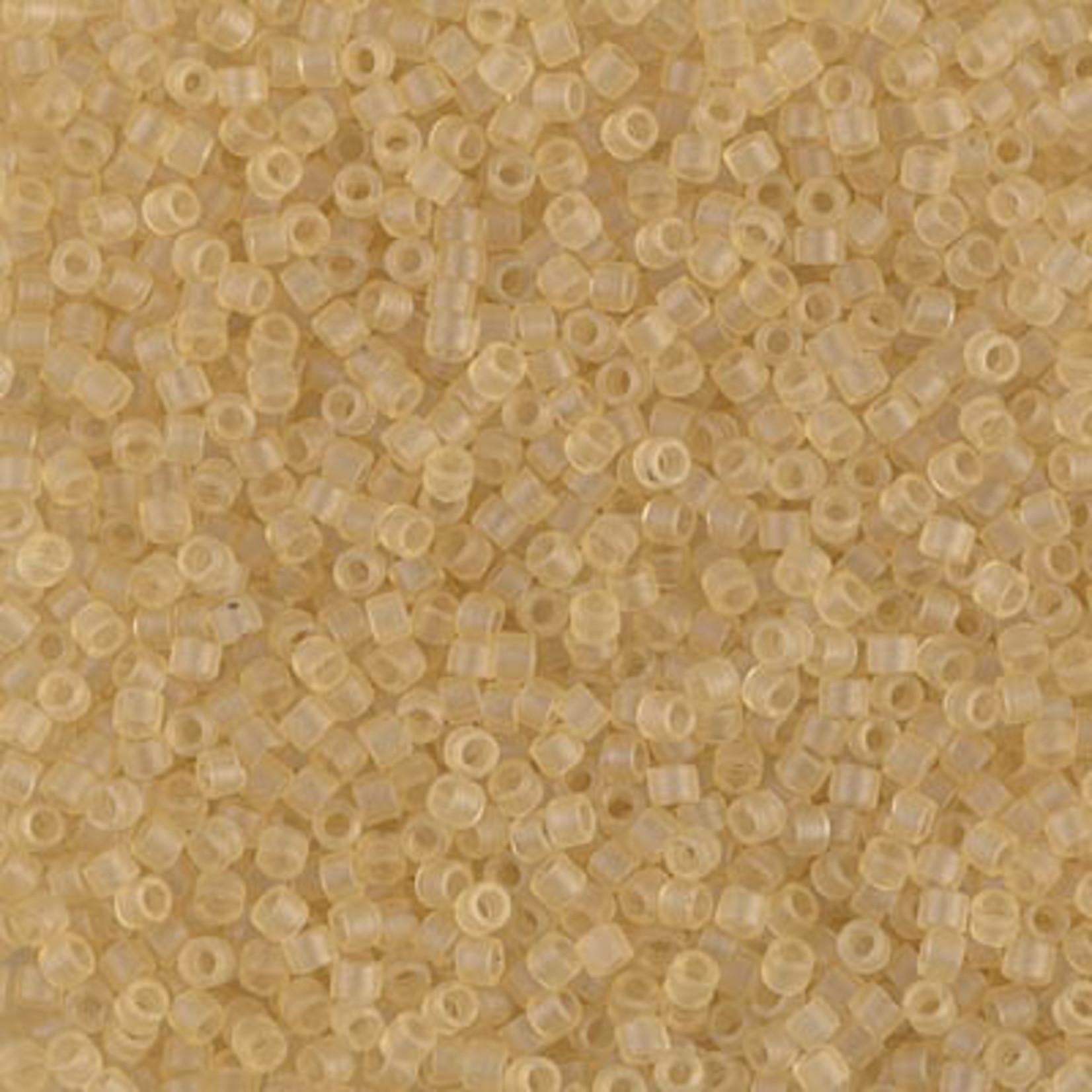 Miyuki 7.2 GM DB0382 11/0 Delica: Corn Silk T/MA/L (APX 1400 PCS)