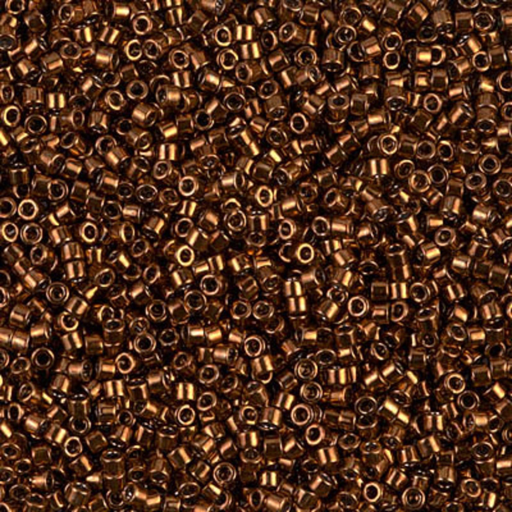 Miyuki 7.2 GM DB0461 11/0 Delica: Copper GA (APX 1400 PCS)