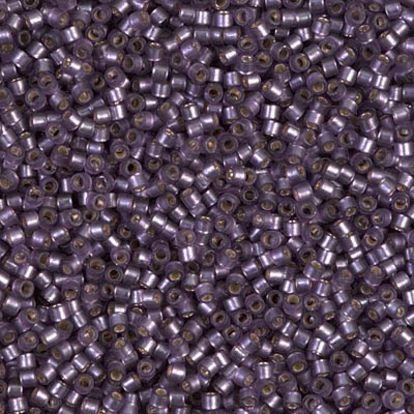 Miyuki 7.2 GM DB0695 11/0 Delica: Dusky Purple T/SL/S-MA (D) (APX 1400 PCS)