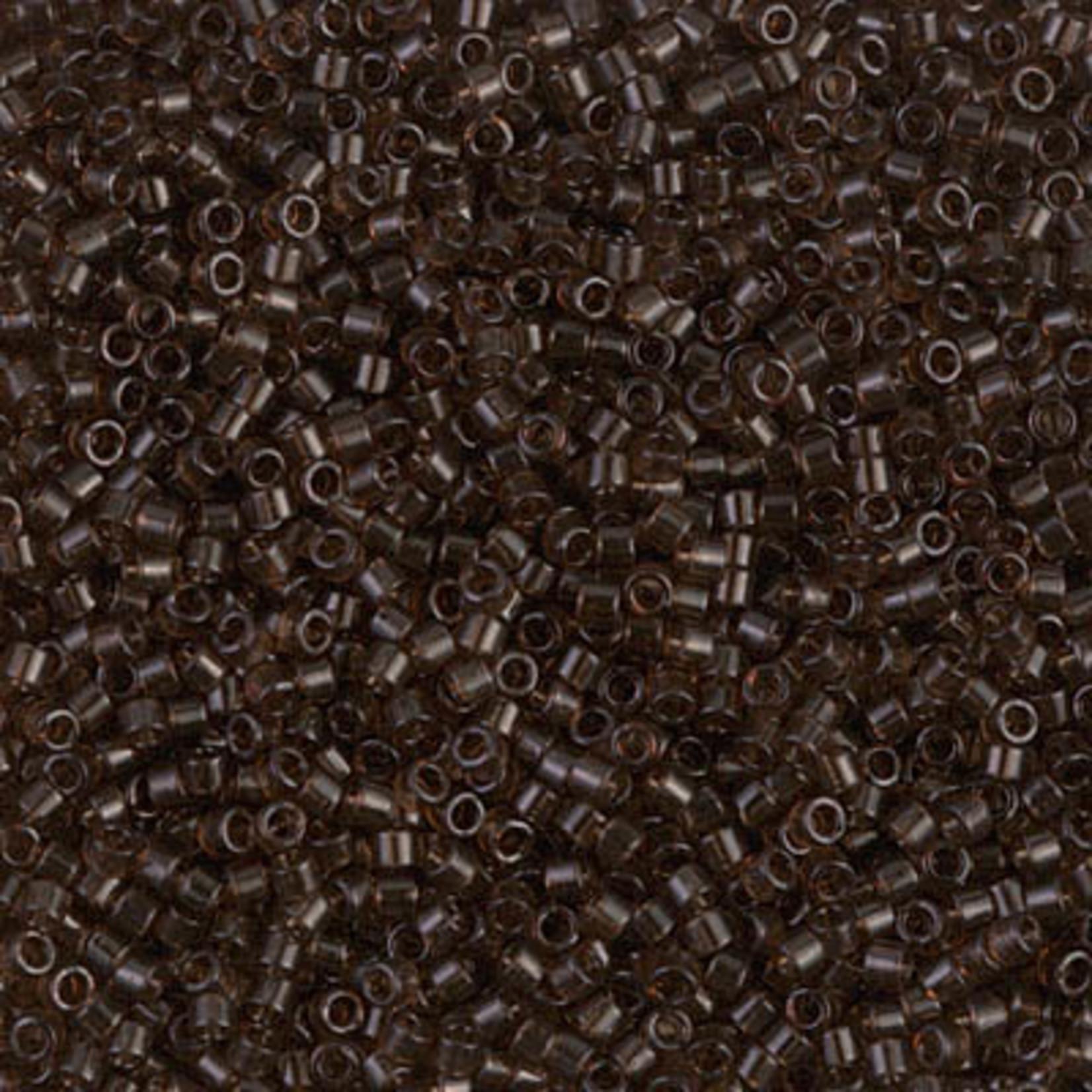 Miyuki 7.2 GM DB0715 11/0 Delica: Dark Chocolate T (APX 1400 PCS)