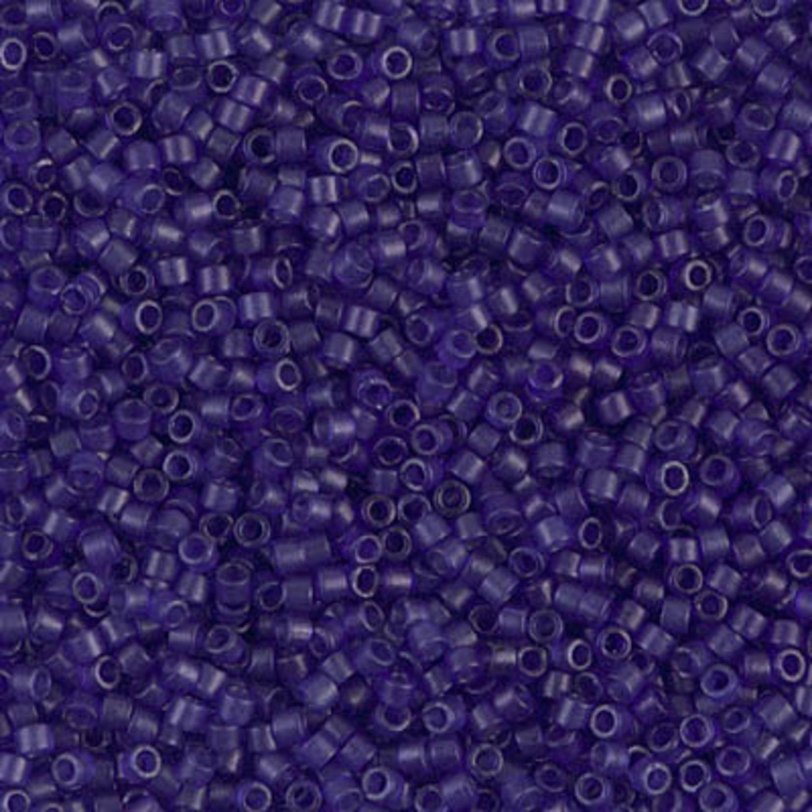 Miyuki 7.2 GM DB0785 11/0 Delica: Royal Purple T/MA (D) (APX 1400 PCS)