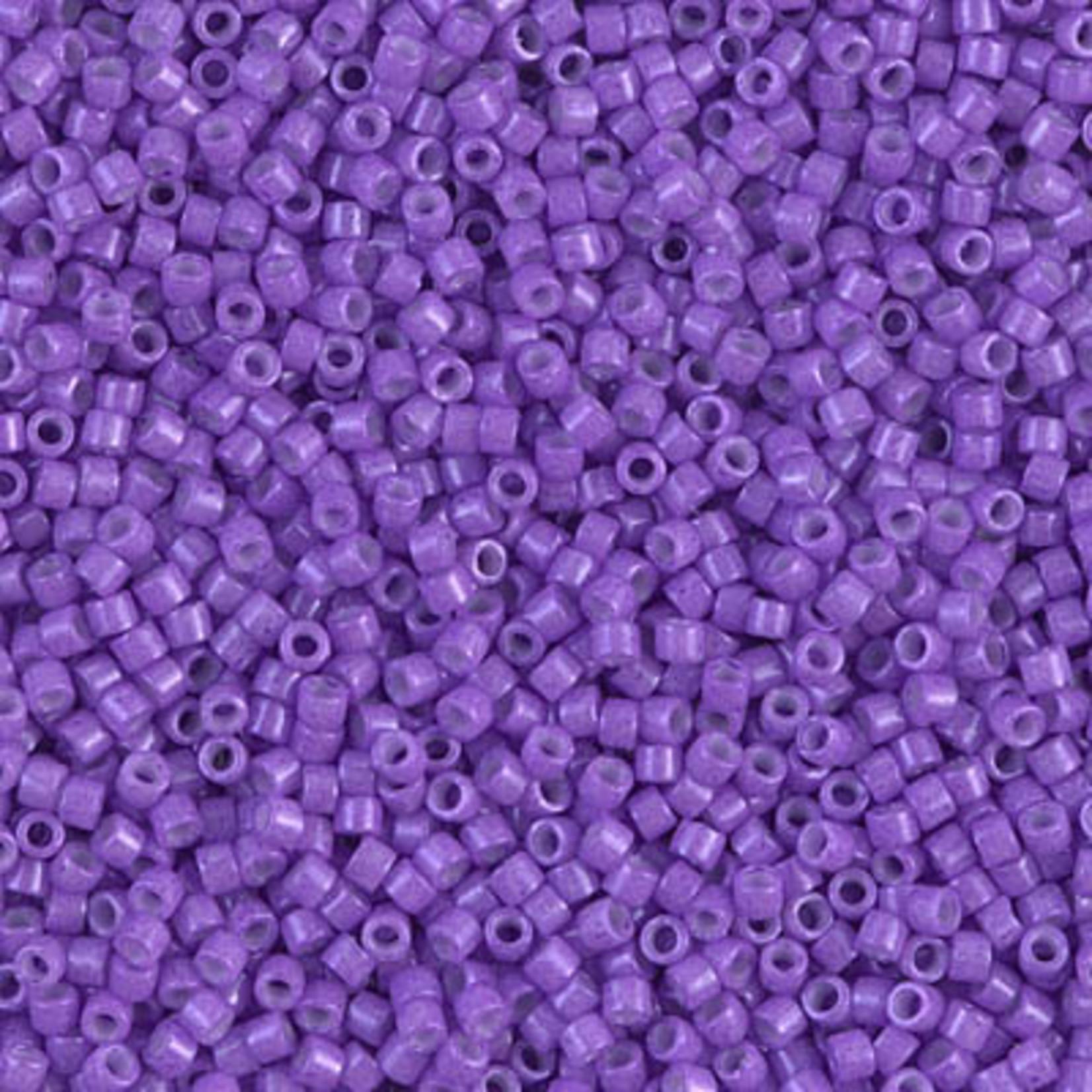 Miyuki 7.2 GM DB1379 11/0 Delica: Purple O (D) (APX 1400 PCS)