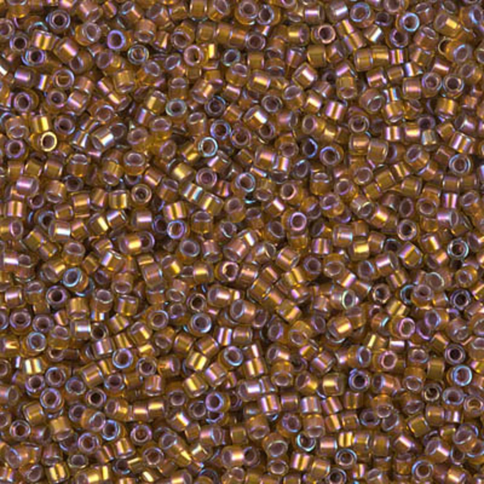 Miyuki 7.2 GM DB1691 11/0 Delica: Dark Walnut Brown T/SL/R (APX 1400 PCS)