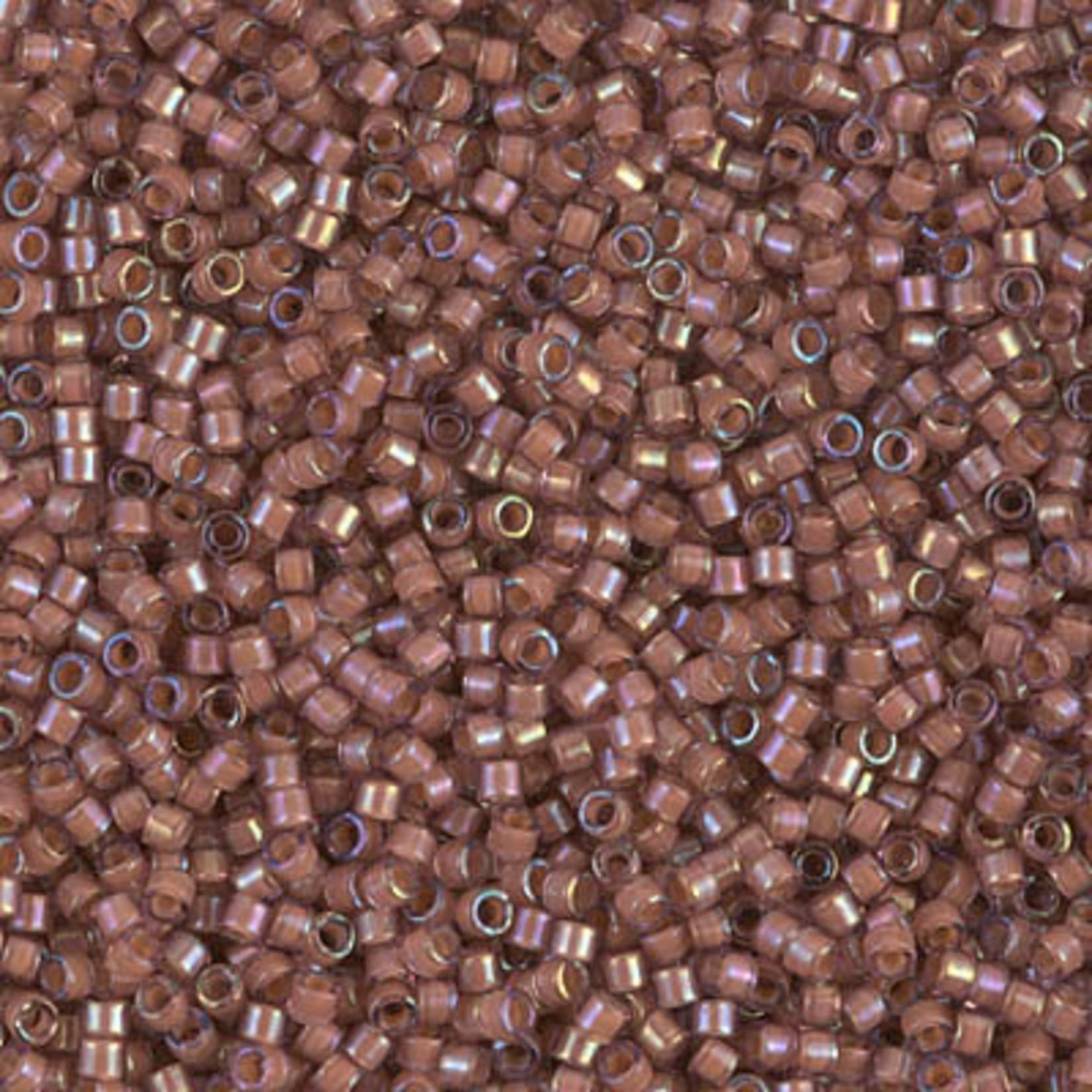 Miyuki 7.2 GM DB1737 11/0 Delica: Amethyst/Sugar Plum ICL/R (APX 1400 PCS)