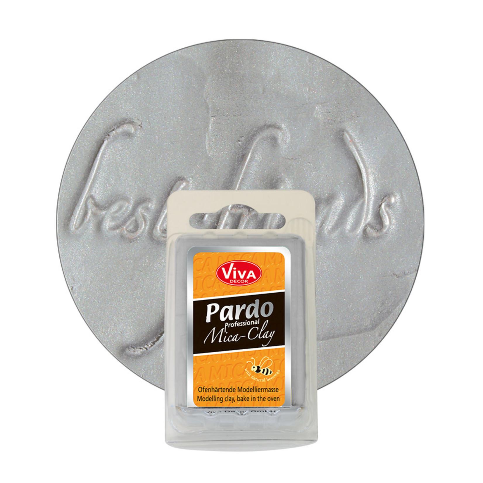 PARDO Mica Clay Silver 56gr