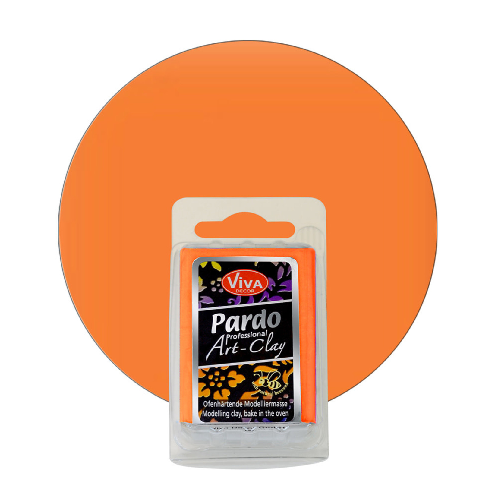 PARDO Art Clay Orange 56gr