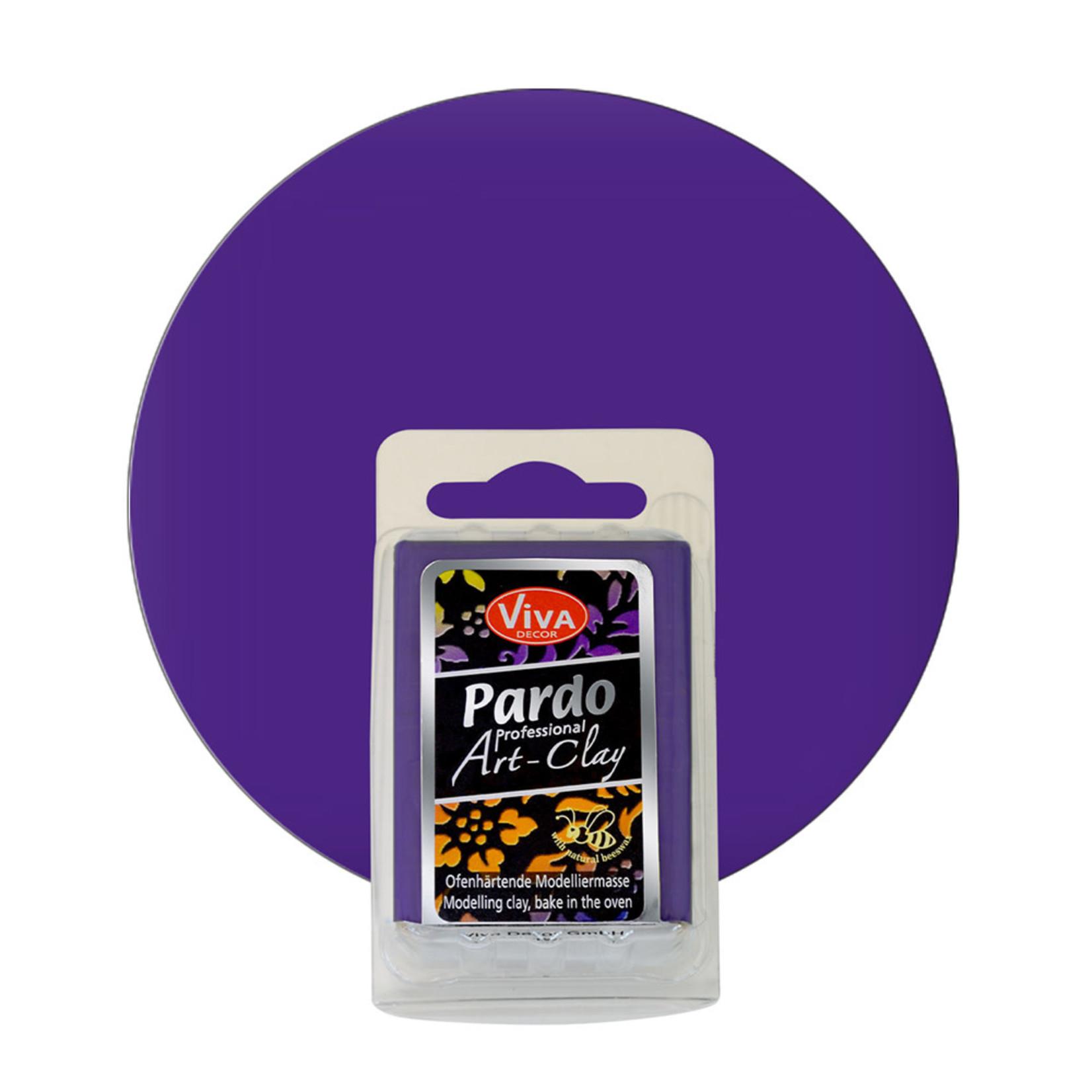 PARDO Art Clay Violet 56gr