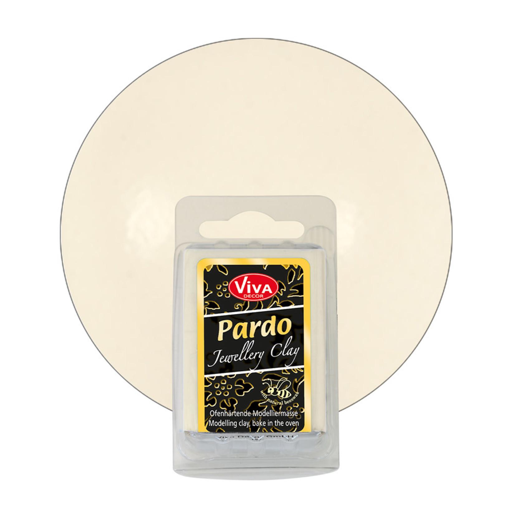 PARDO Jewelry Clay Ivory, 56gr