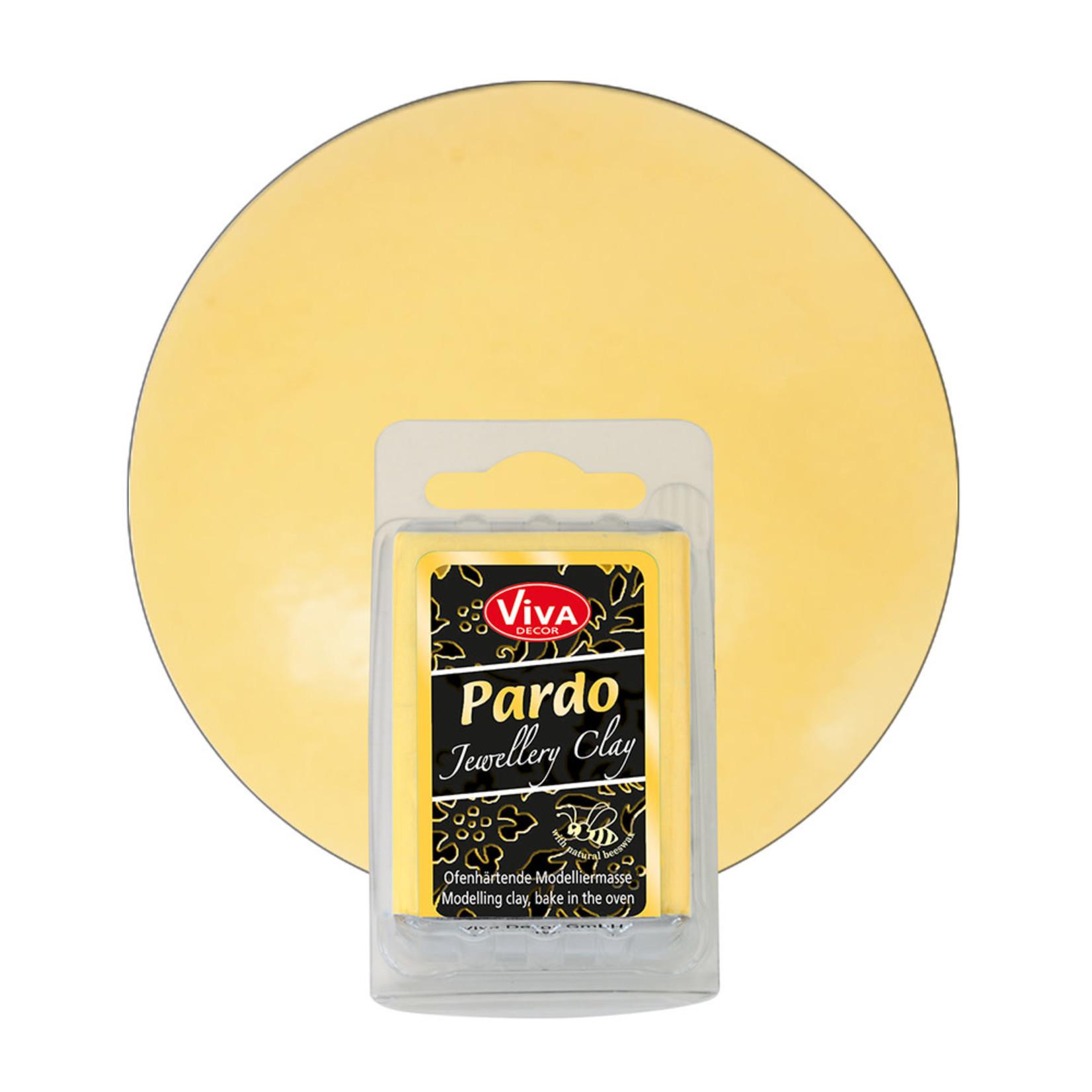 PARDO Jewelry Clay Lemon Calcite, 56gr
