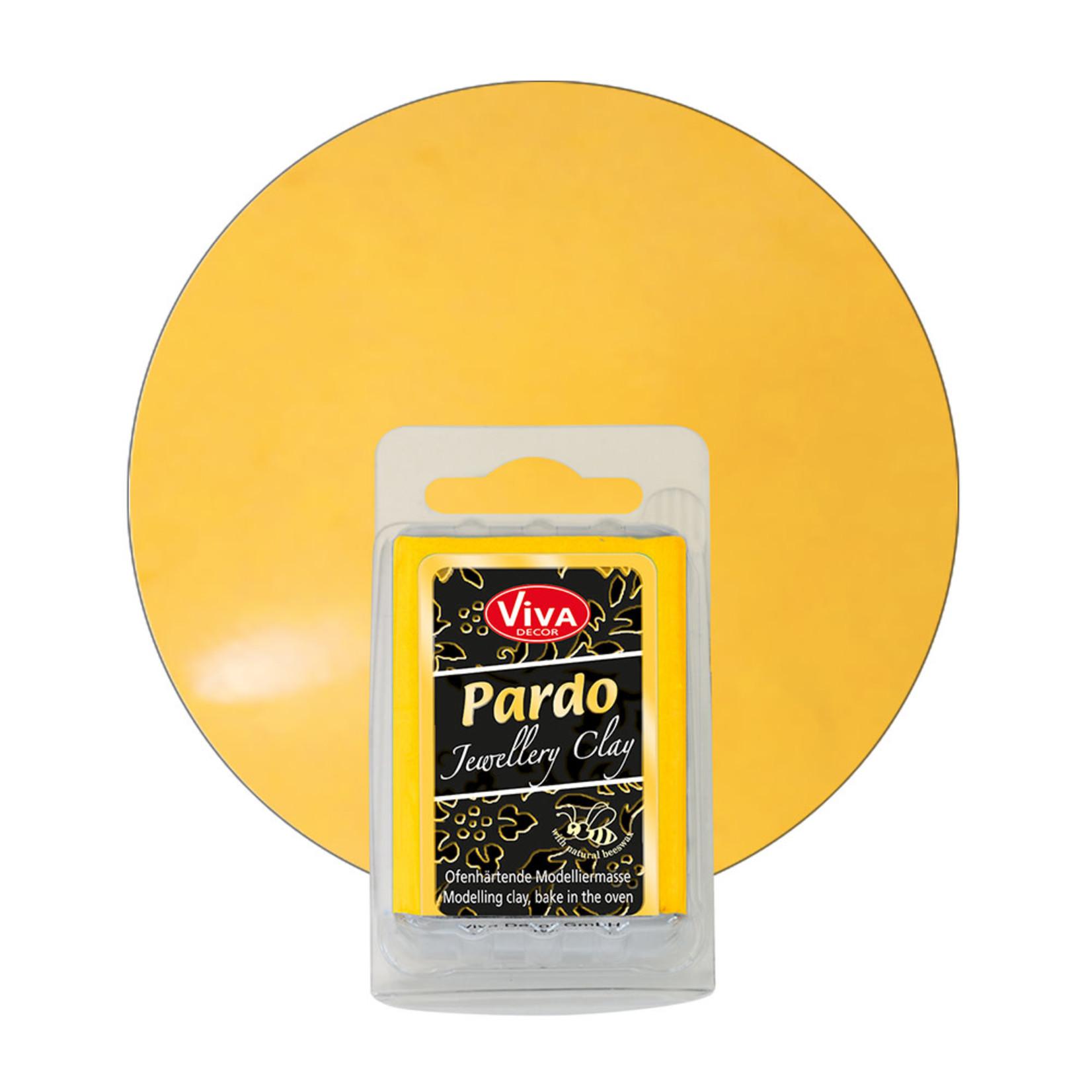 PARDO Jewelry Clay Aventurine Yellow, 56gr