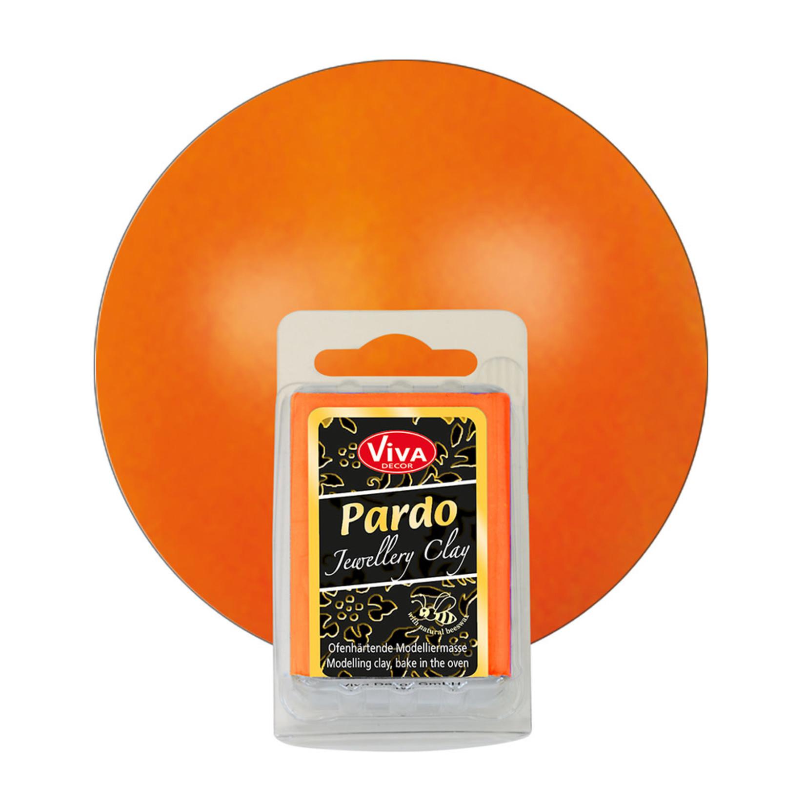 PARDO Jewelry Clay Orange Calcite  56gr