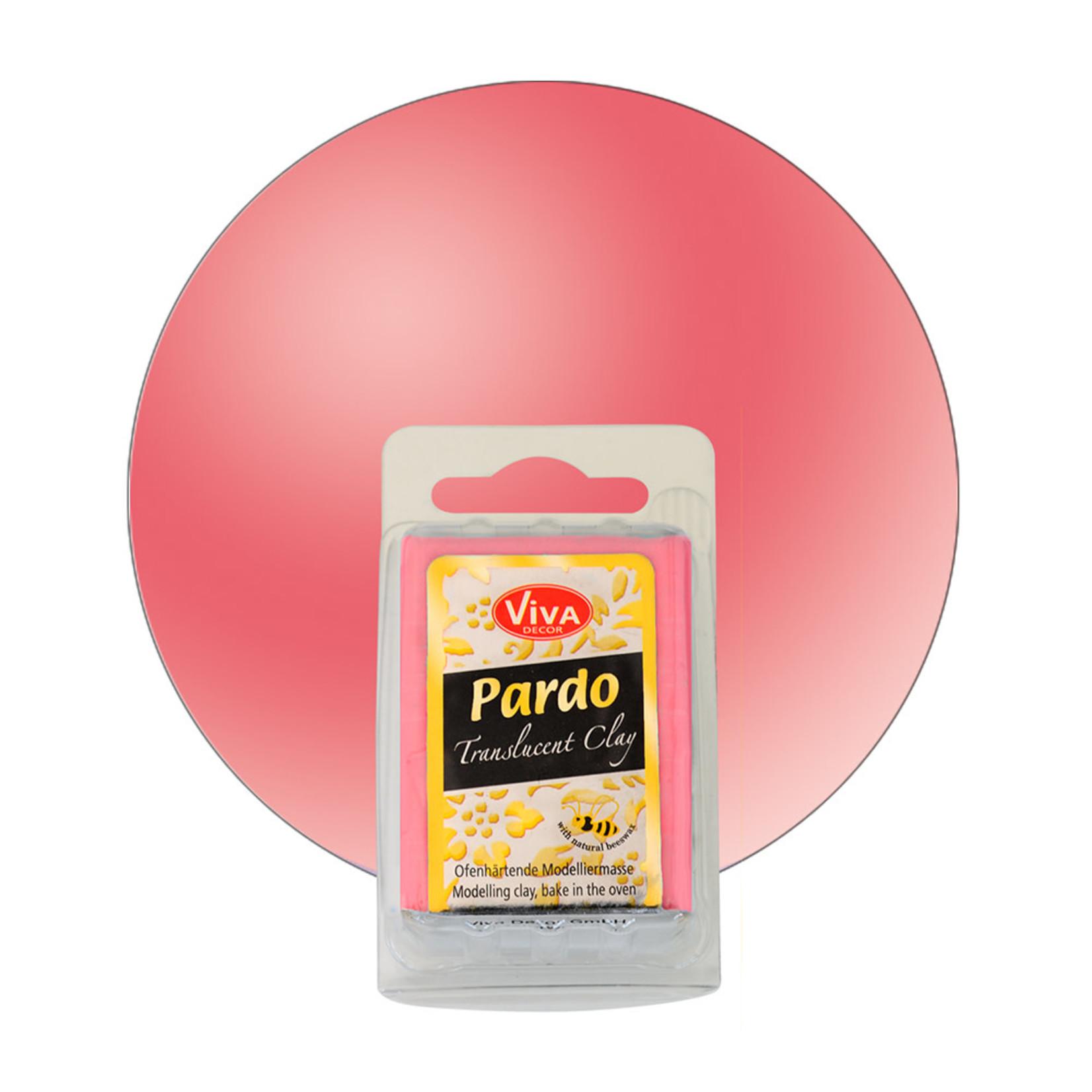 PARDO Translucent Red, 56gr