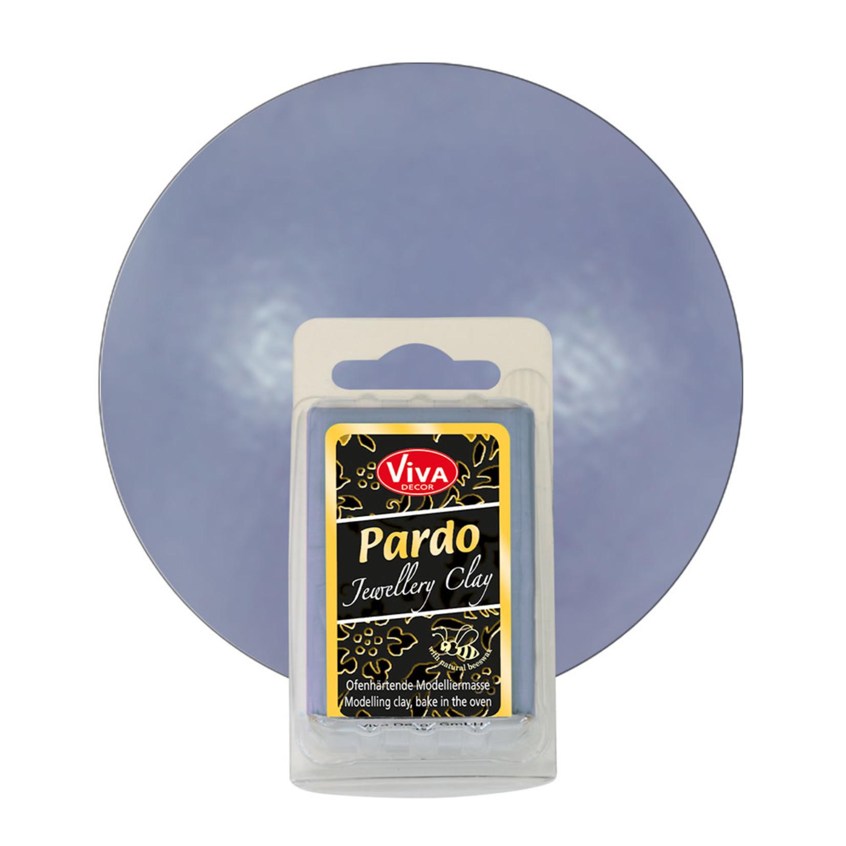 PARDO Jewelry Clay Blue Zircon, 56gr