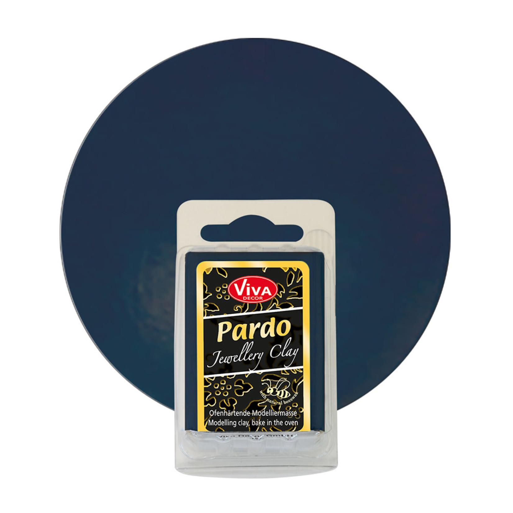 PARDO Jewelry Clay Blue Quartz, 56gr