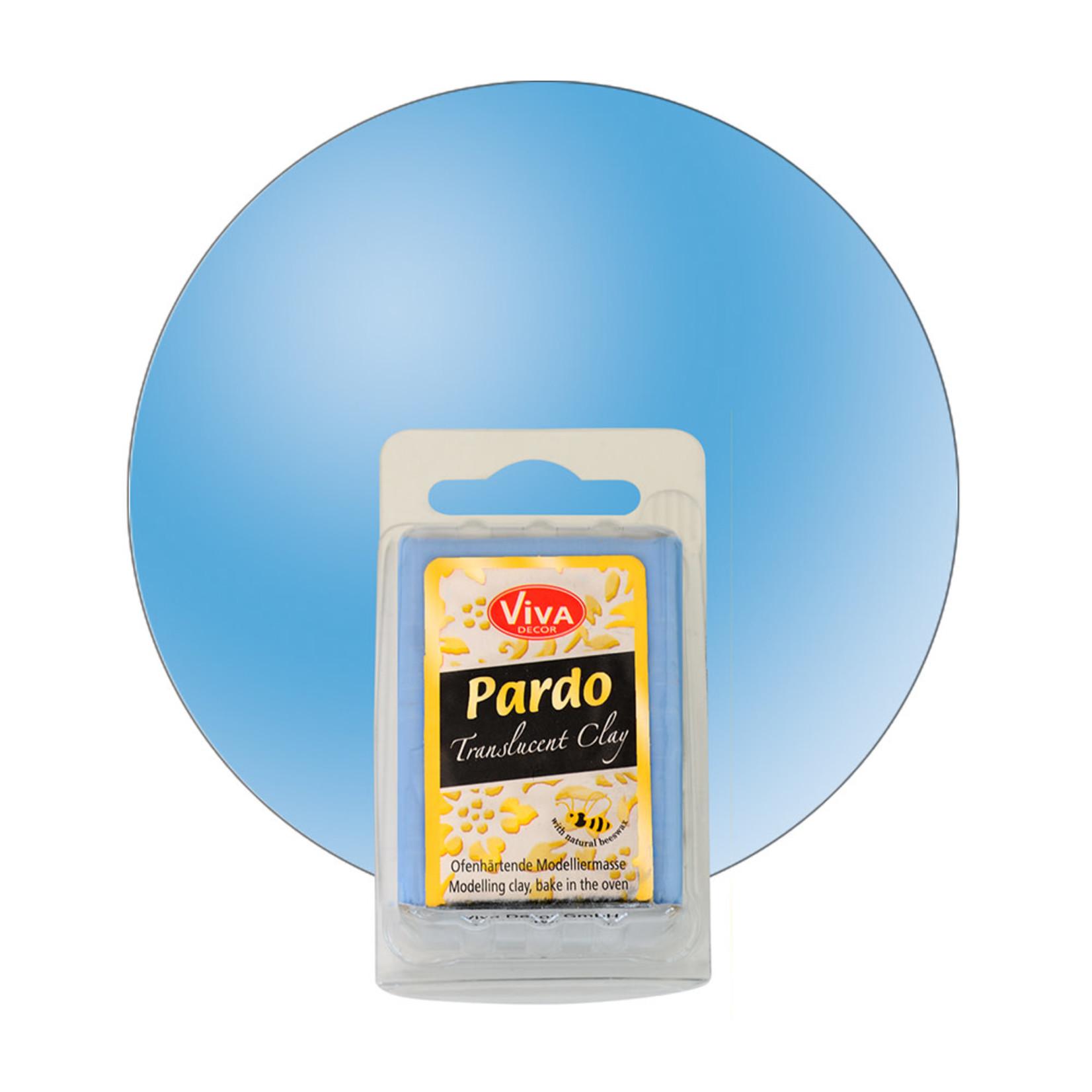 PARDO Translucent Light Blue, 56gr