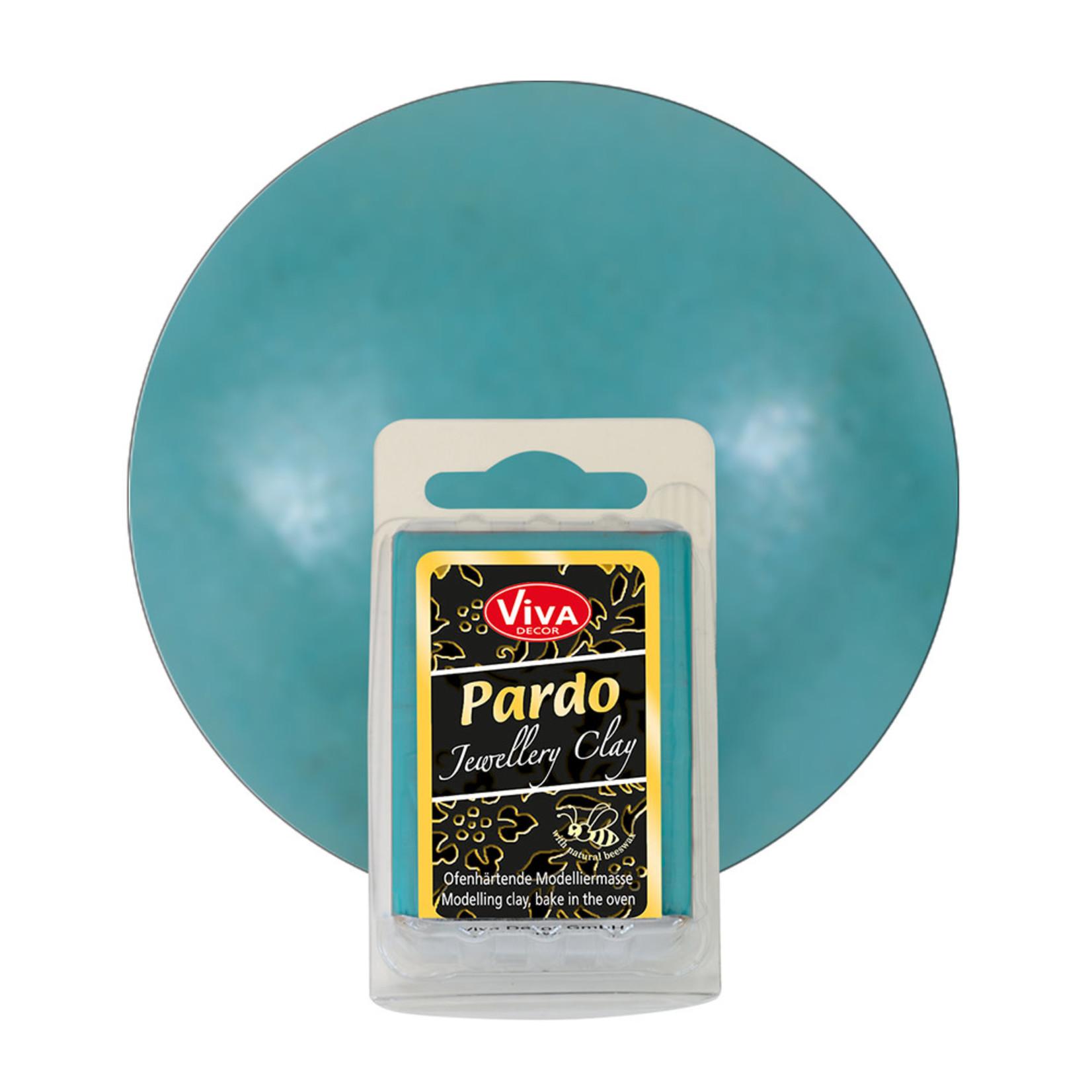 PARDO Jewelry Clay Turquoise, 56gr