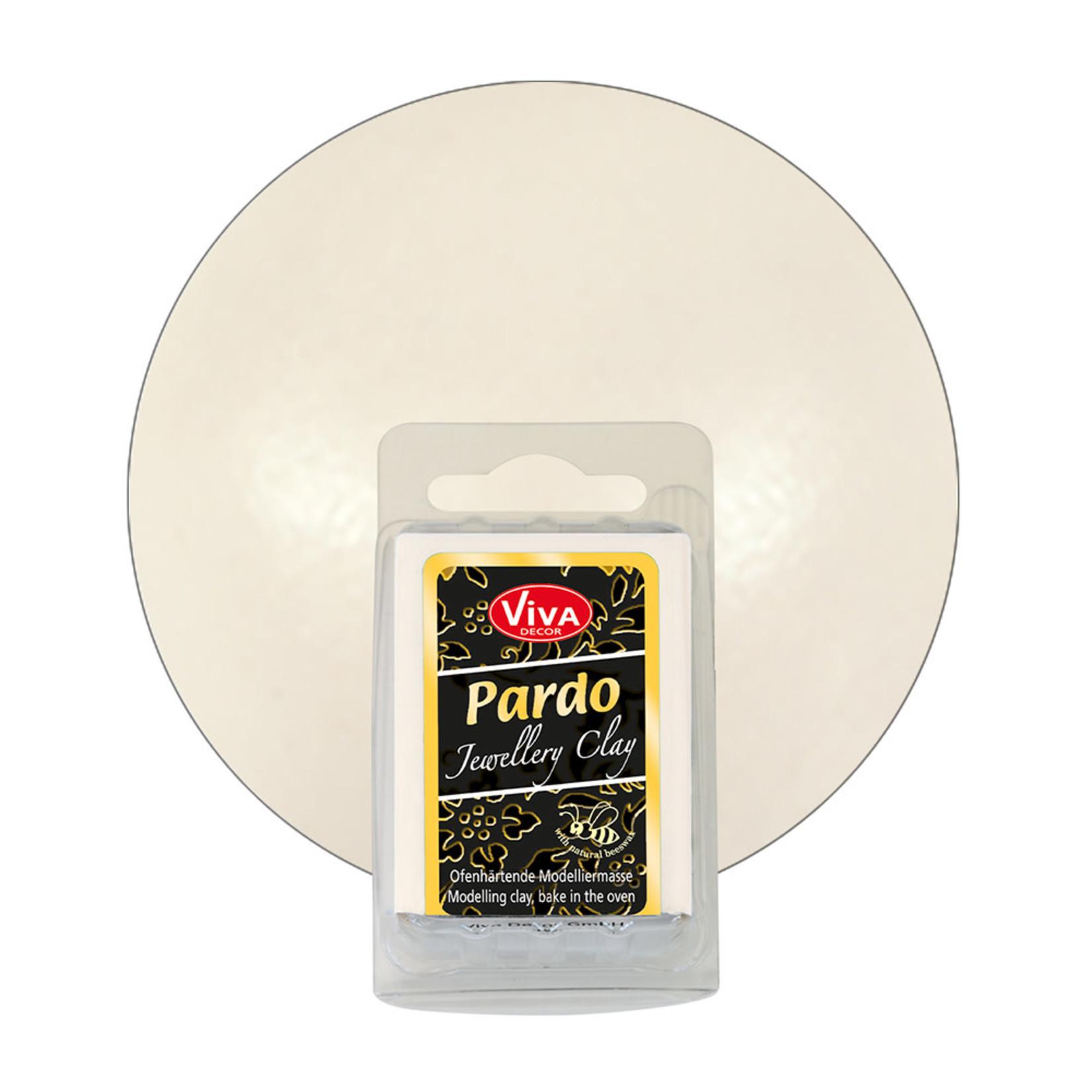 PARDO Jewelry Clay Platinum, 56gr