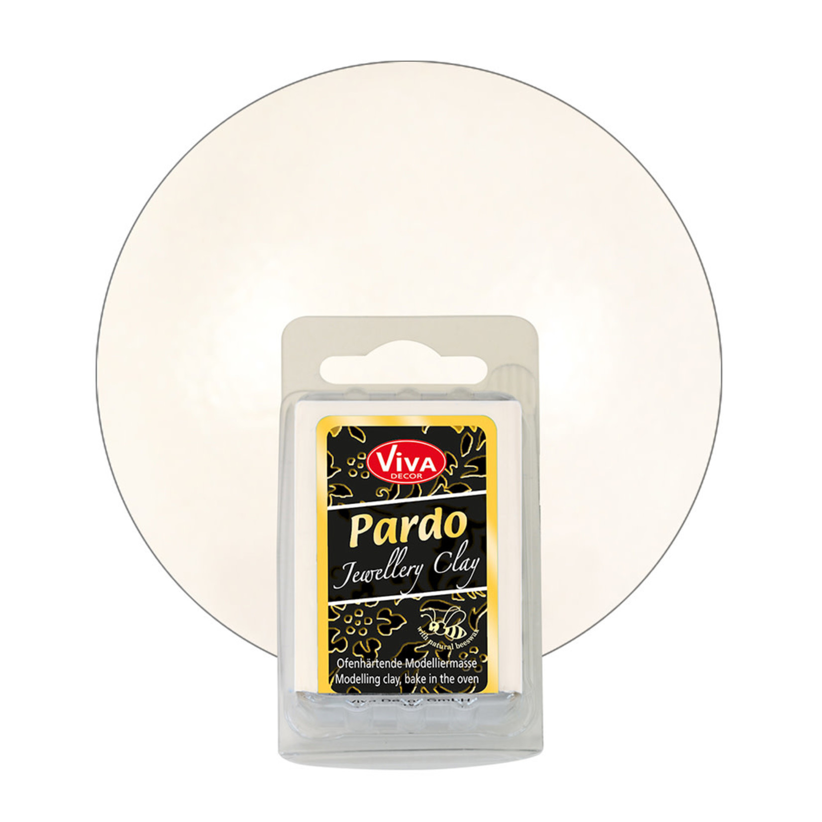 PARDO Jewelry Clay Mother of Pearl, 56gr