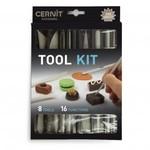 Cernit Cernit Tool Kit - 8 Tools