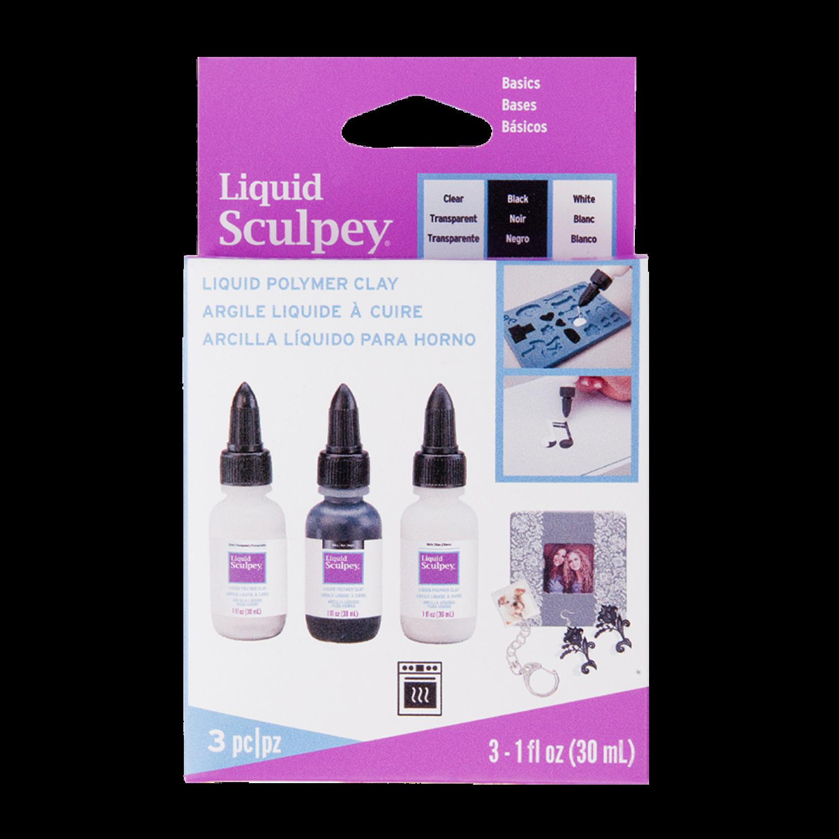 Sculpey Liquid Sculpey Multi-Pack  - Basics