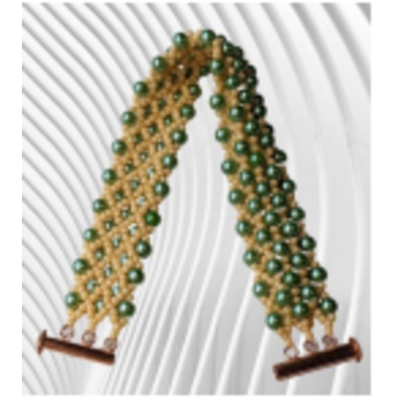 Blingy Netted Bracelet Class - Friday 6/25