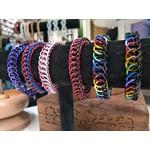 Chainmail Bracelet Class - Sunday 6/27