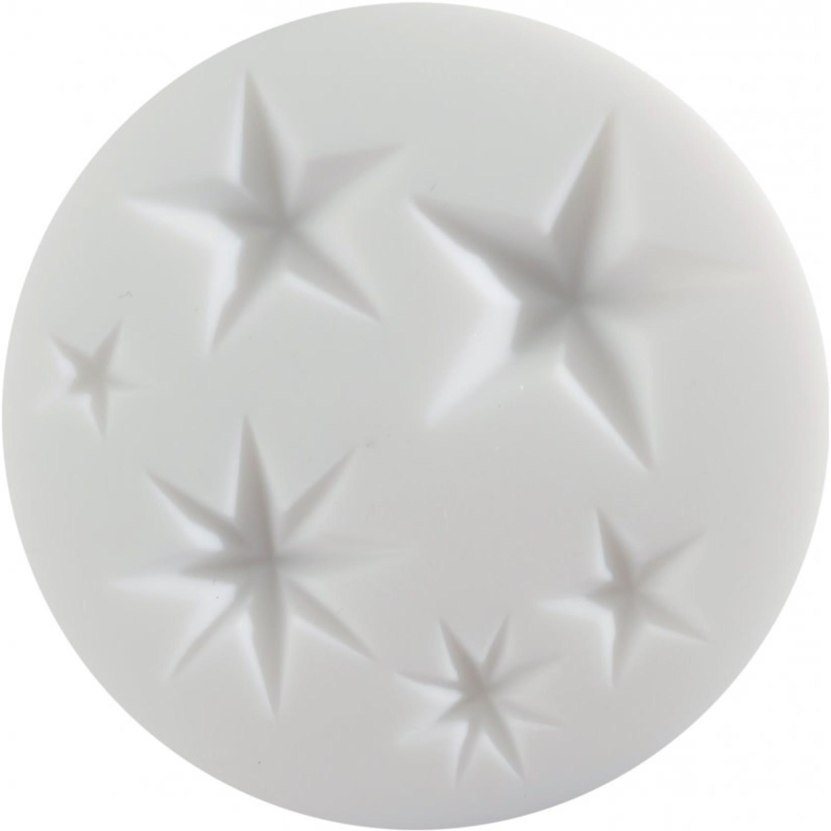 Cernit Cernit Silicone Mold - Stars
