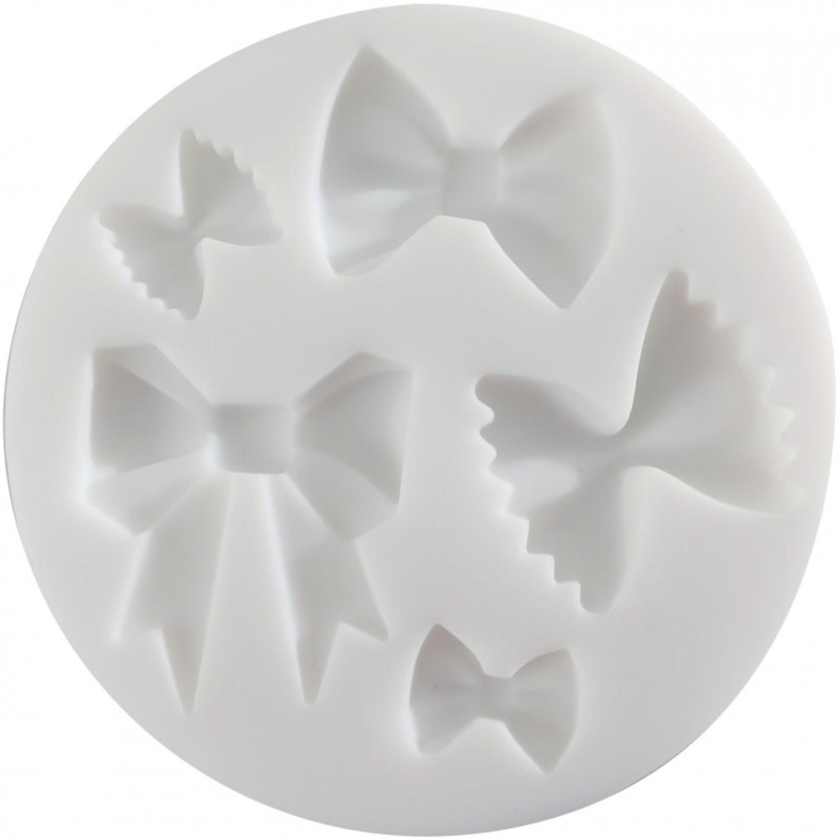 Cernit Cernit Silicone Mold - Bows