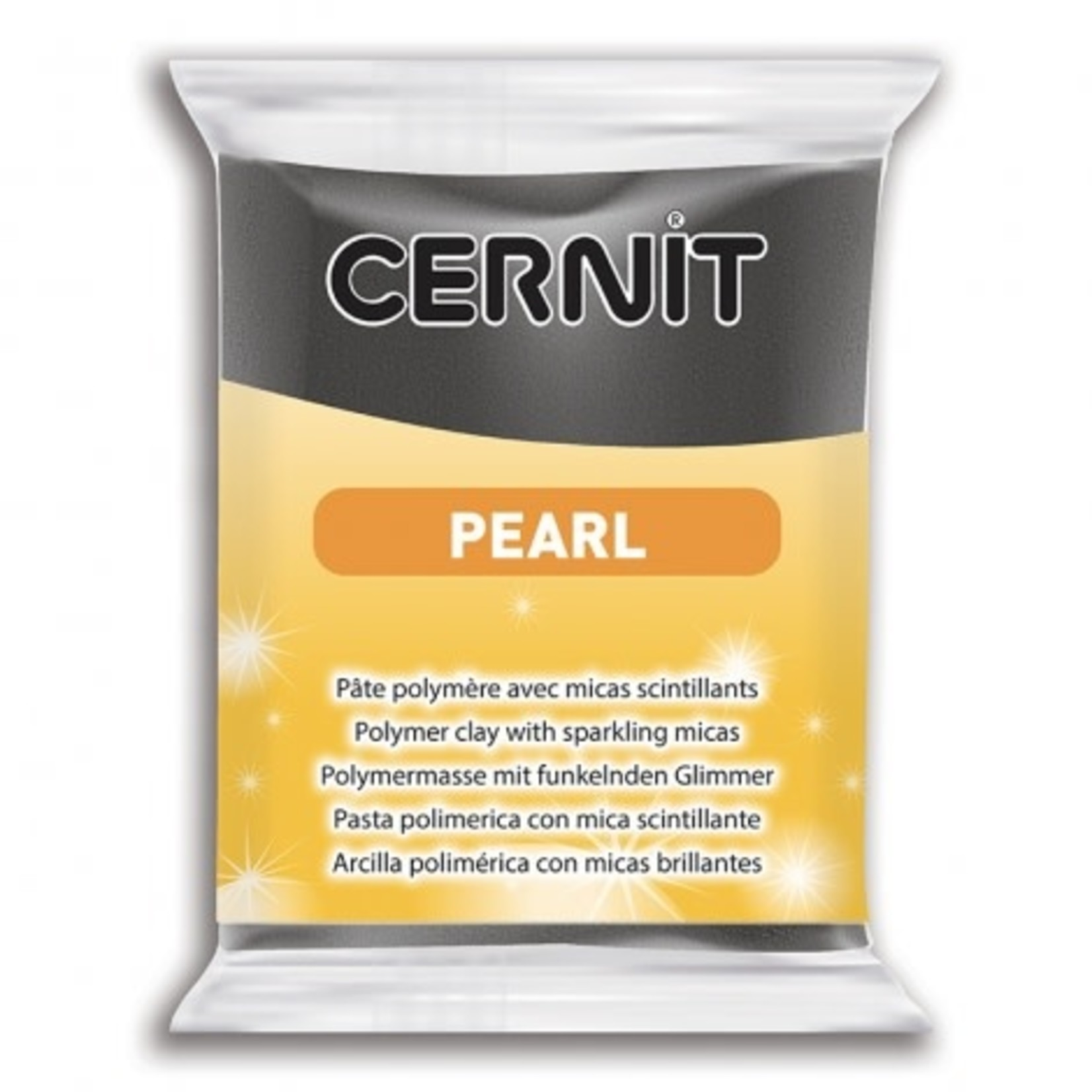 Cernit Cernit Pearl 56g Black