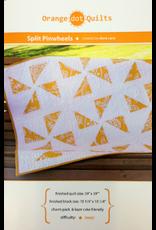 Orange Dot Quilts Split Pinwheels Quilt Pattern