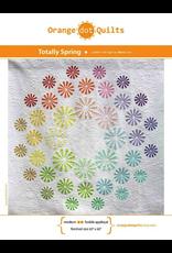 Orange Dot Quilts Orange Dot Quilt's Totally Spring Pattern