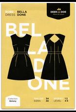 Deer and Doe Deer and Doe Belladone Dress Pattern