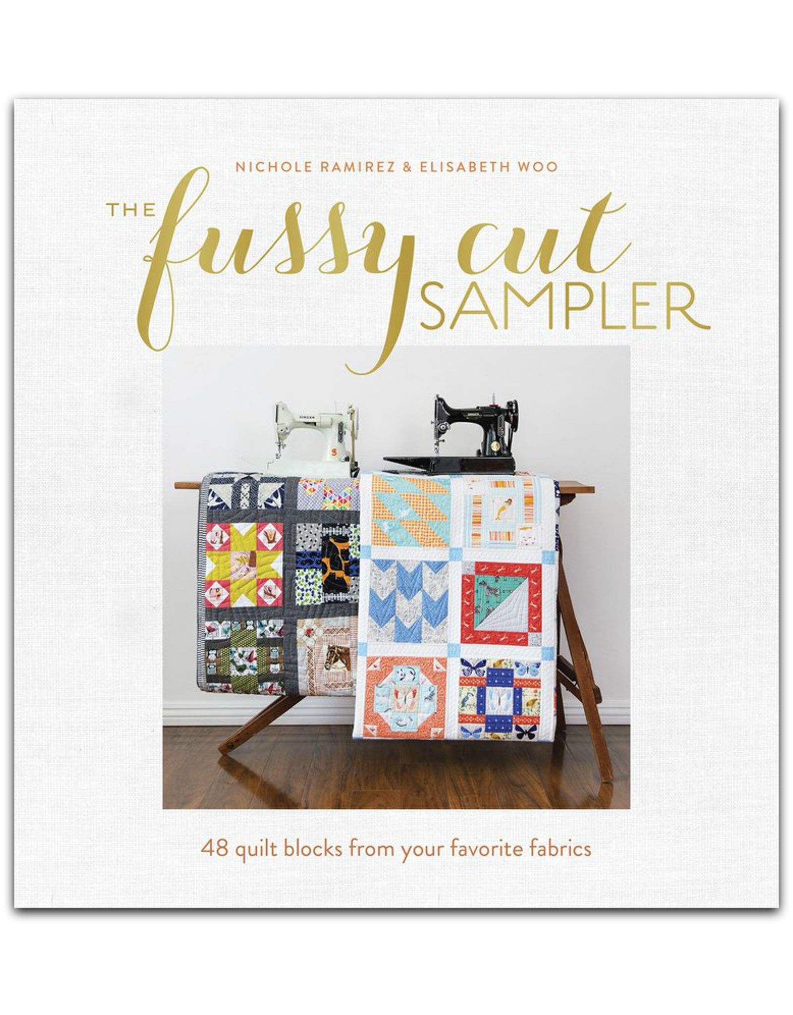 Picking Daisies Book: The Fussy Cut Sampler