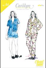 Closet Case Patterns Carolyn Pajama Pattern