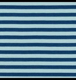 Carolyn Friedlander Blake Cotton Lightweight Jersey Knit, Fog AFR-17065-336, Fabric Half-Yards