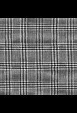Robert Kaufman Classic Plaid Twill, Pepper, Fabric Half-Yards
