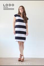 True Bias Lodo Dress -  Pattern