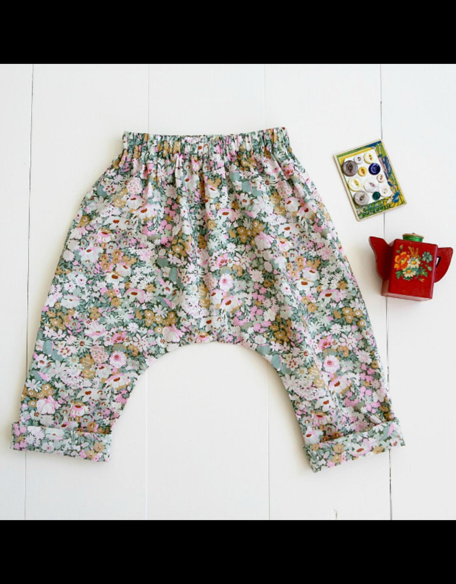 Wiksten Baby + Toddler Harem Pants Sewing Pattern