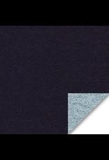 Robert Kaufman ON SALE-Indigo French Terry Medium Weight Knit, Fabric Half-Yards