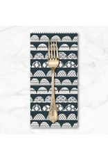 PD's Cotton + Steel Collection All Through the Land, Hills in Hidden Falls, Dinner Napkin