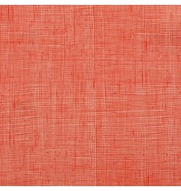 Alexander Henry Fabrics Heath in Old Rose/Red, Fabric Half-Yards 6883 09