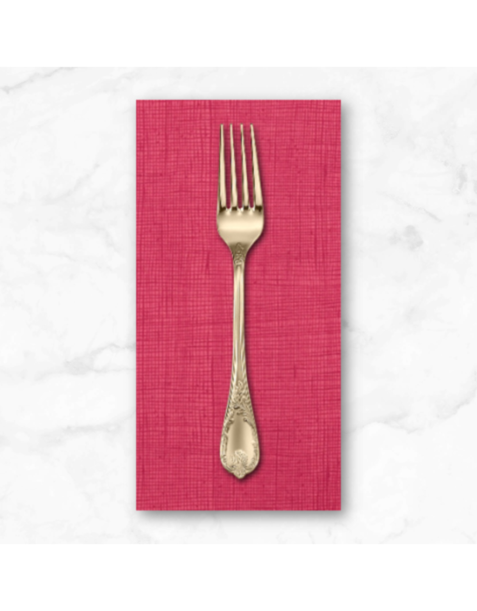 PD's Alexander Henry Collection Heath in Rose Pink, Dinner Napkin