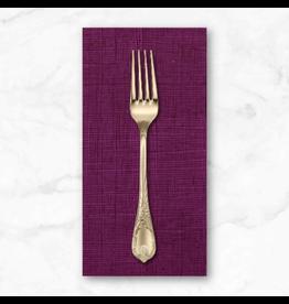 PD's Alexander Henry Collection Heath in Violet, Dinner Napkin