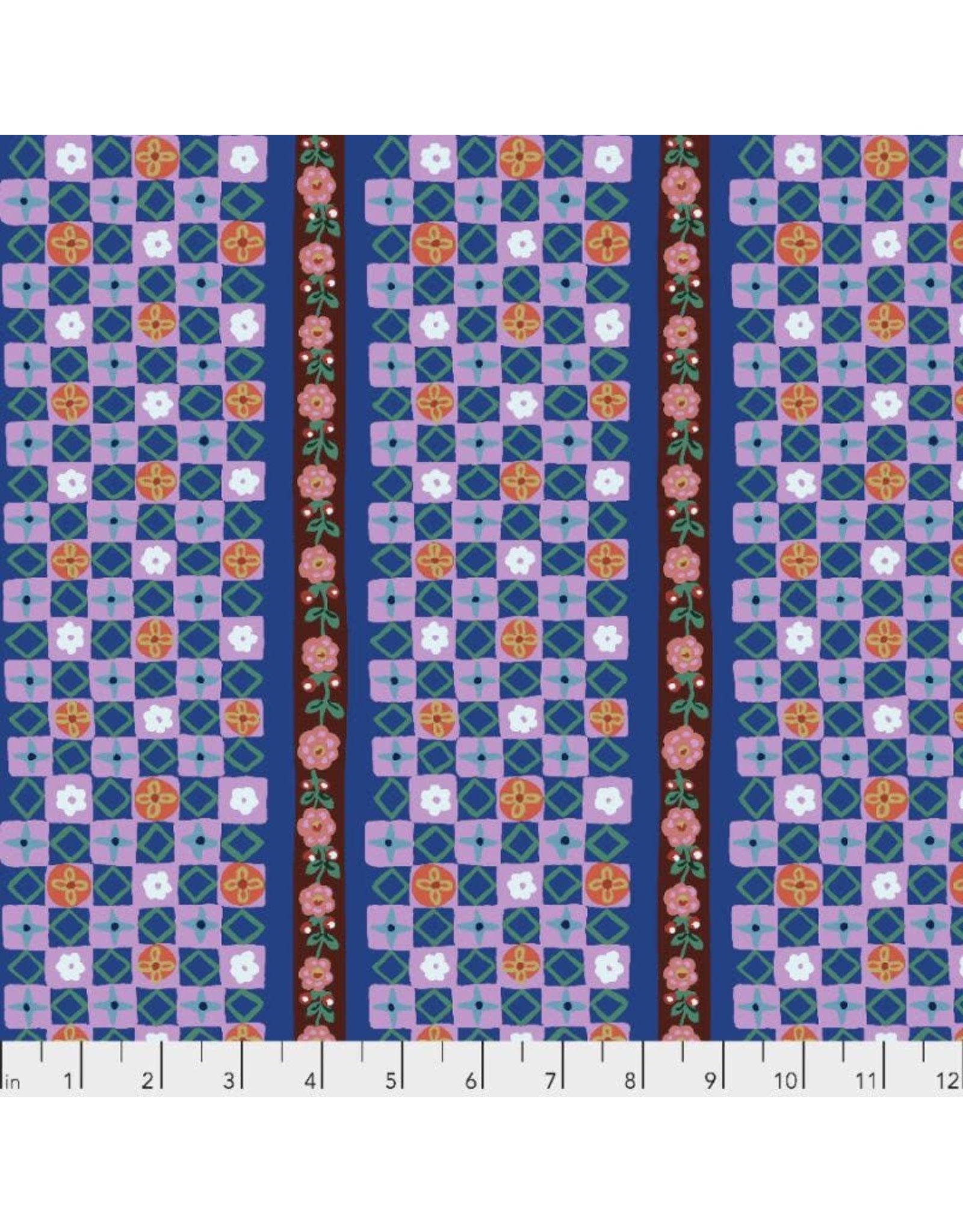 Nathalie Lété Sunday in the Country, Apron in Mizi, Fabric Half-Yards PWNL008