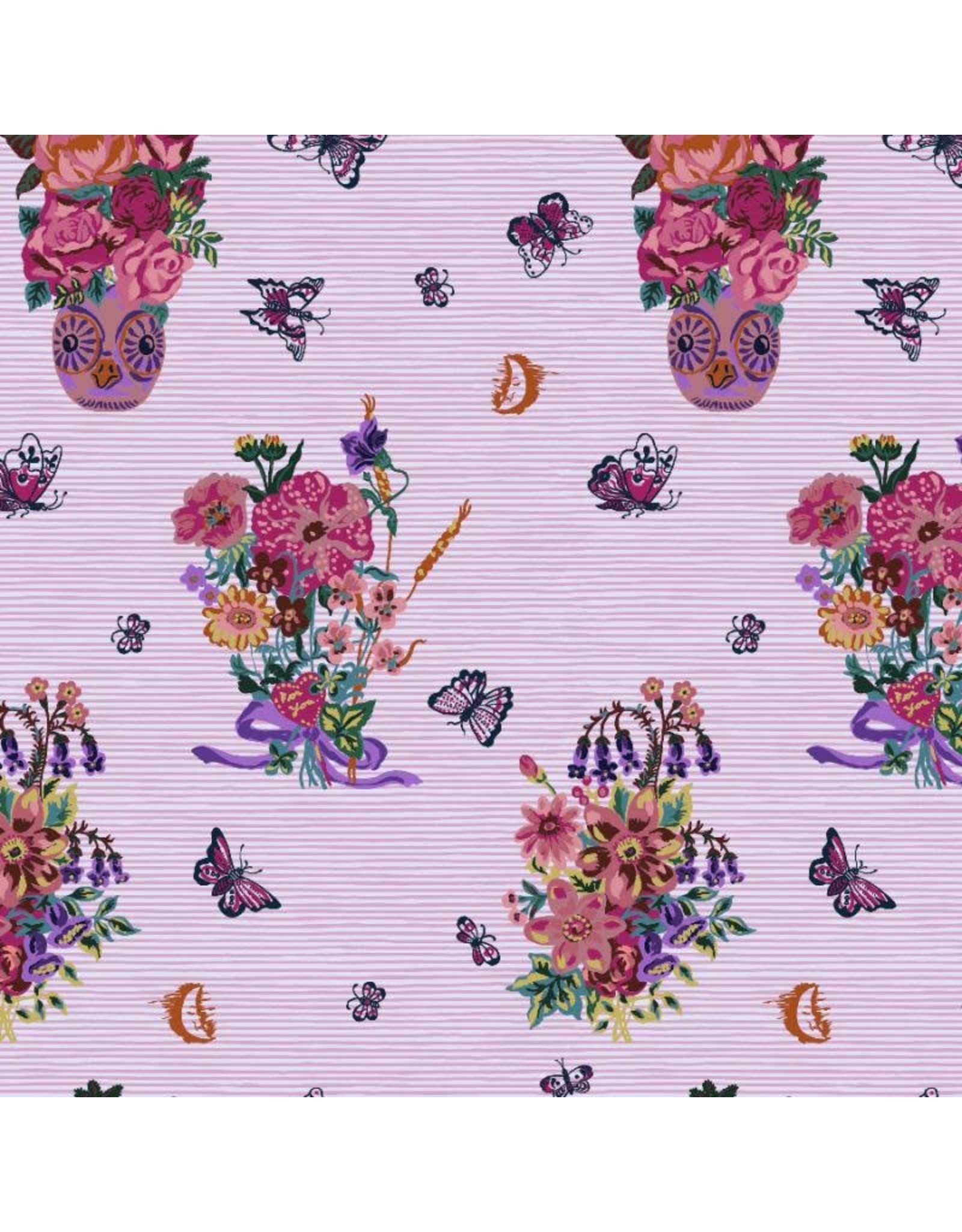 Nathalie Lété Sunday in the Country, Early Morning in Gabi, Fabric Half-Yards PWNL009