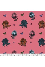 Nathalie Lété Sunday in the Country, Picking Roses in Inge, Fabric Half-Yards PWNL012