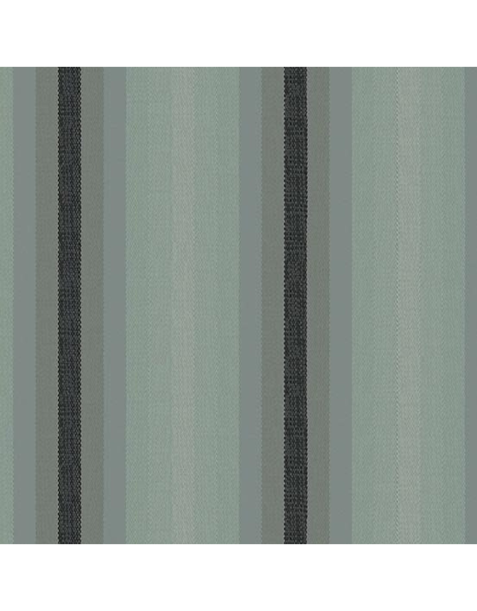 Alison Glass Kaleidoscope Stripes and Plaids, Stripes in Charcoal, Fabric Half-Yards WV-9540