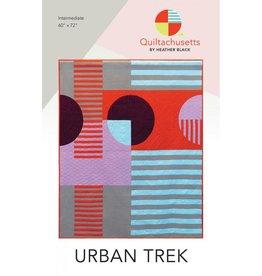 Quiltachusetts Urban Trek Quilt Pattern
