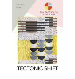 Quiltachusetts Tectonic Shift Quilt Pattern